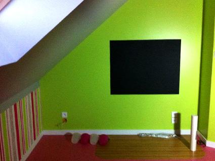 travaux de dcoration intrieur dans une cuisine et salon